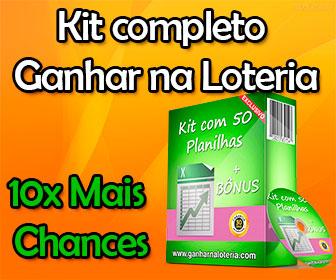 Kit Como Ganhar na Loteria